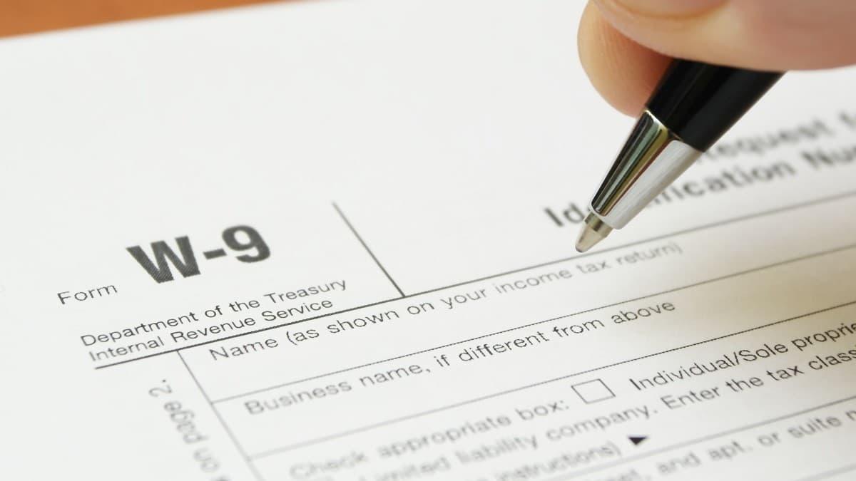 W9 Forms 2020 Printable