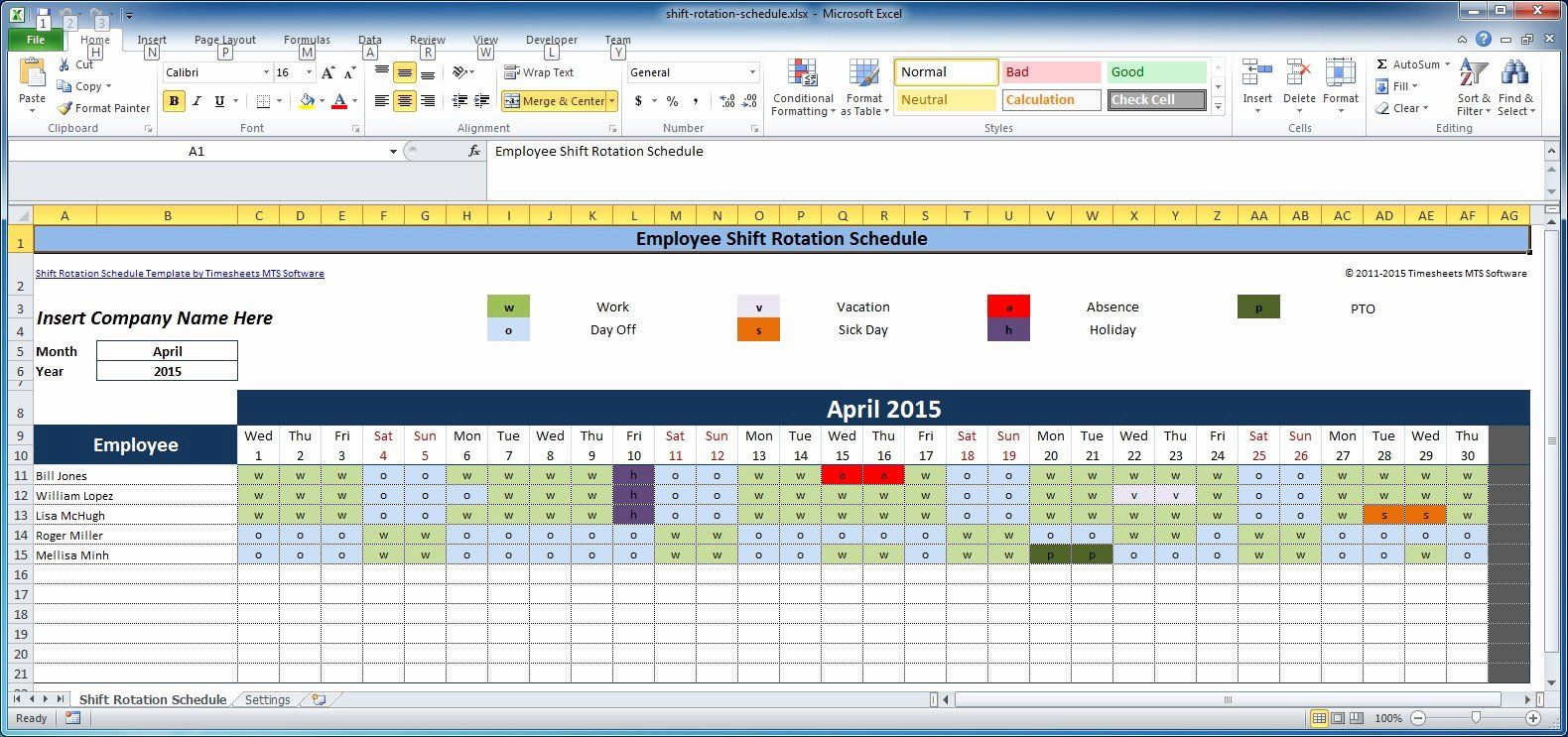 Weekly Schedule Templates Excel Inspirational Weekly