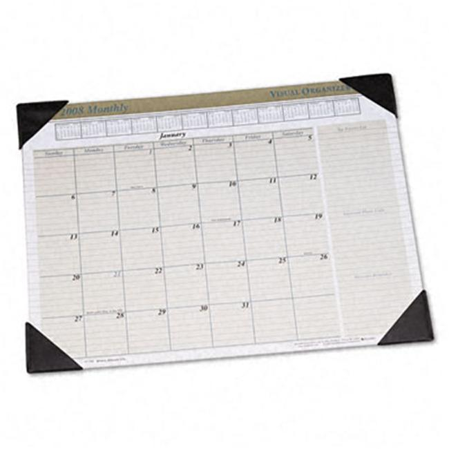 At-A-Glance Ht1500 Executive Monthly Desk Pad Calendar 22