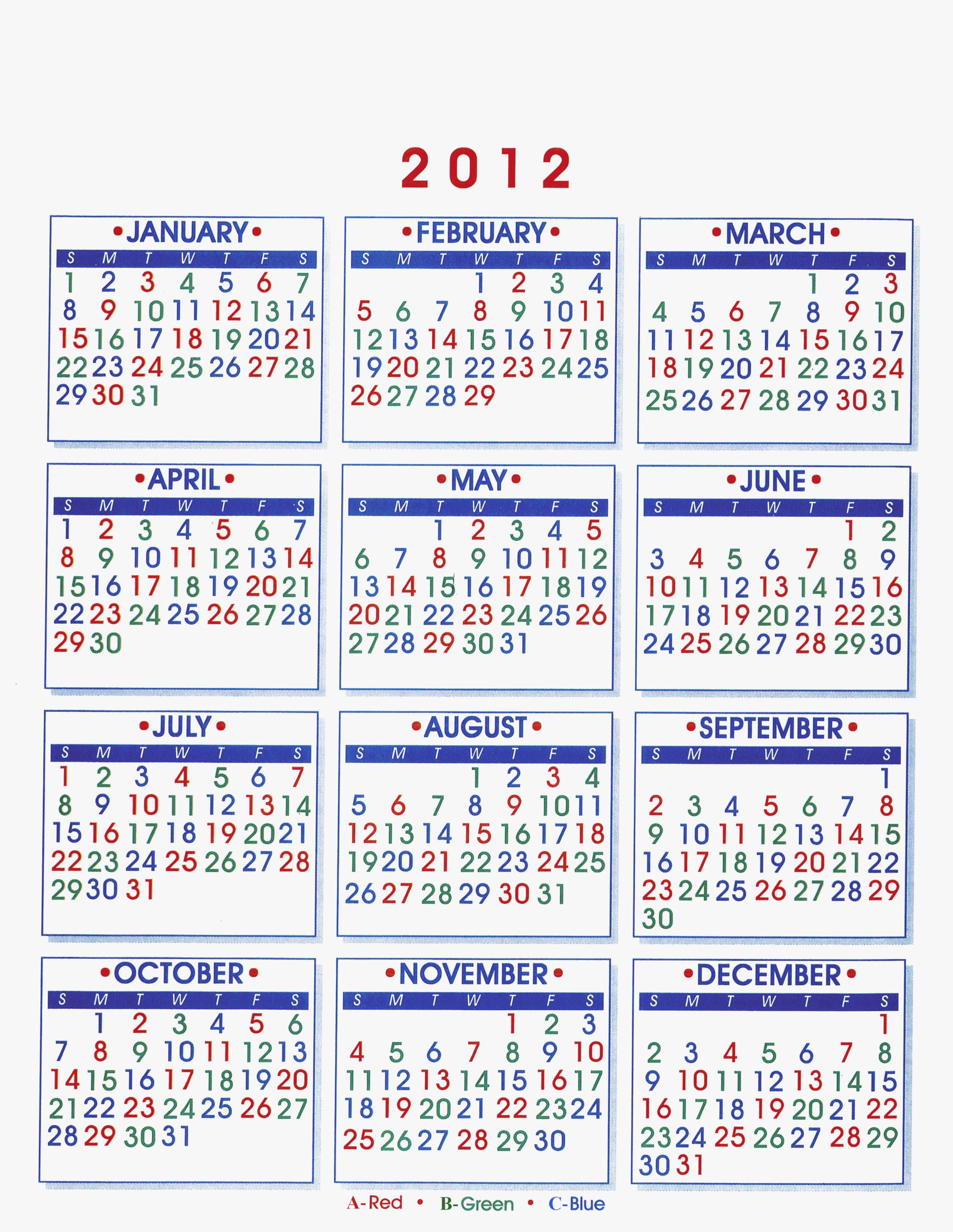 B Shift Calendar 2021 | Calendar Printables Free Templates