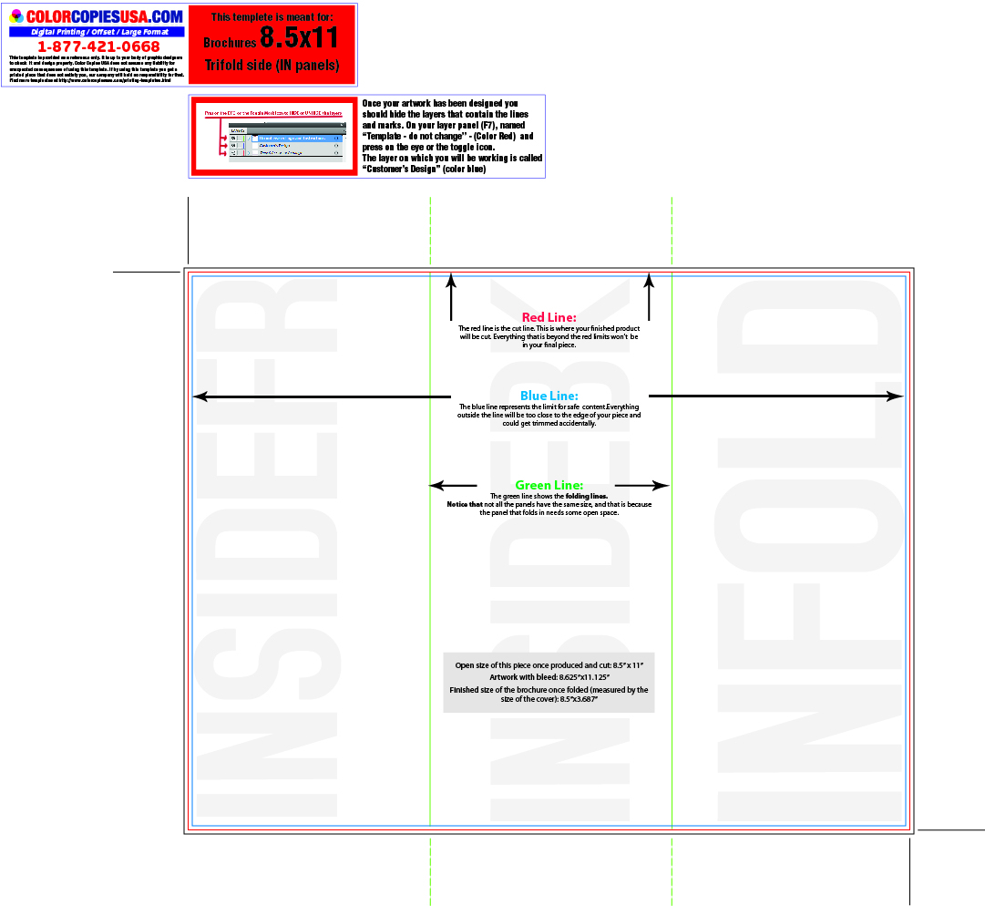 Brochure Templates Files | Download Free Printing Templates