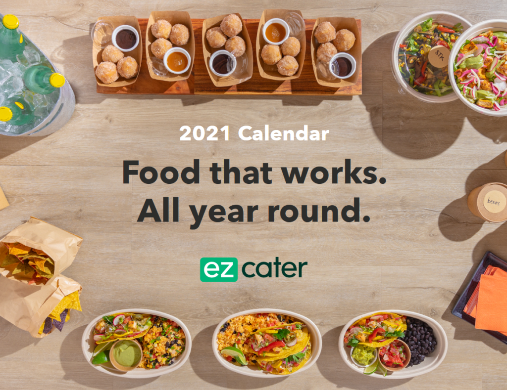 Celebrate Food Every Day With The Ezcater 2021 National