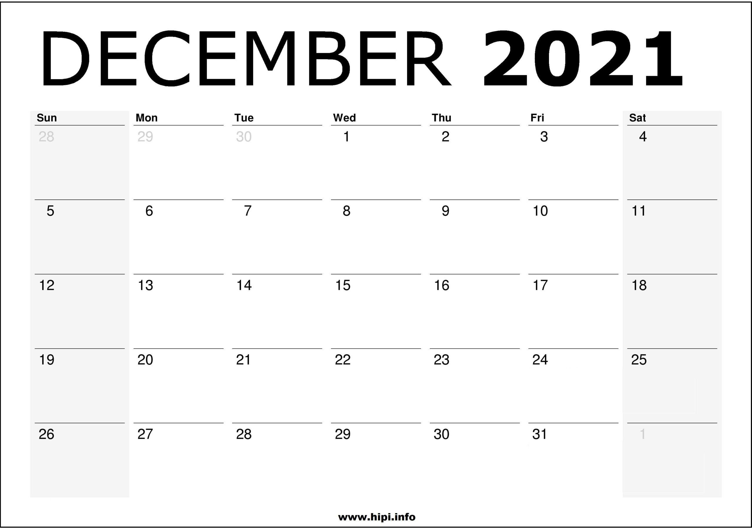 December 2021 Calendar Wallpapers - Wallpaper Cave