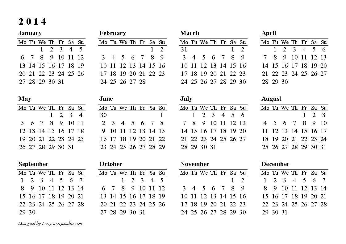 Free Printable Calendar Calendar Labs   Ten Free Printable