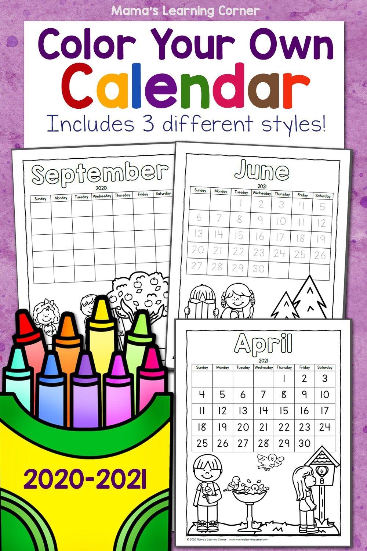 Free Printable Christmas Calendar 2021 For Kids | Get Your