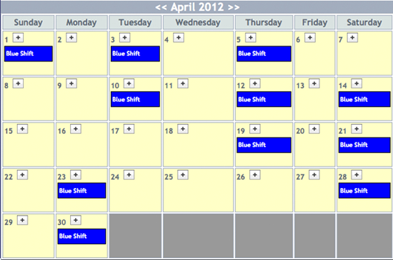 How To: Firefighter Shift Scheduling - Part 3   Texcom Blog