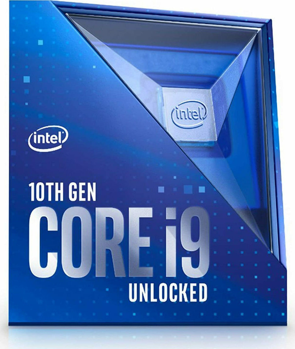 Intel Core I9-10900K Box - Skroutz.gr