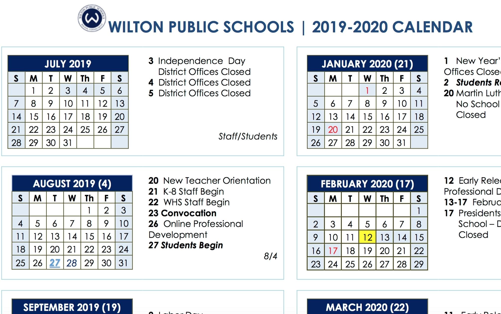 National Food Days 2020 Printable - Template Calendar Design