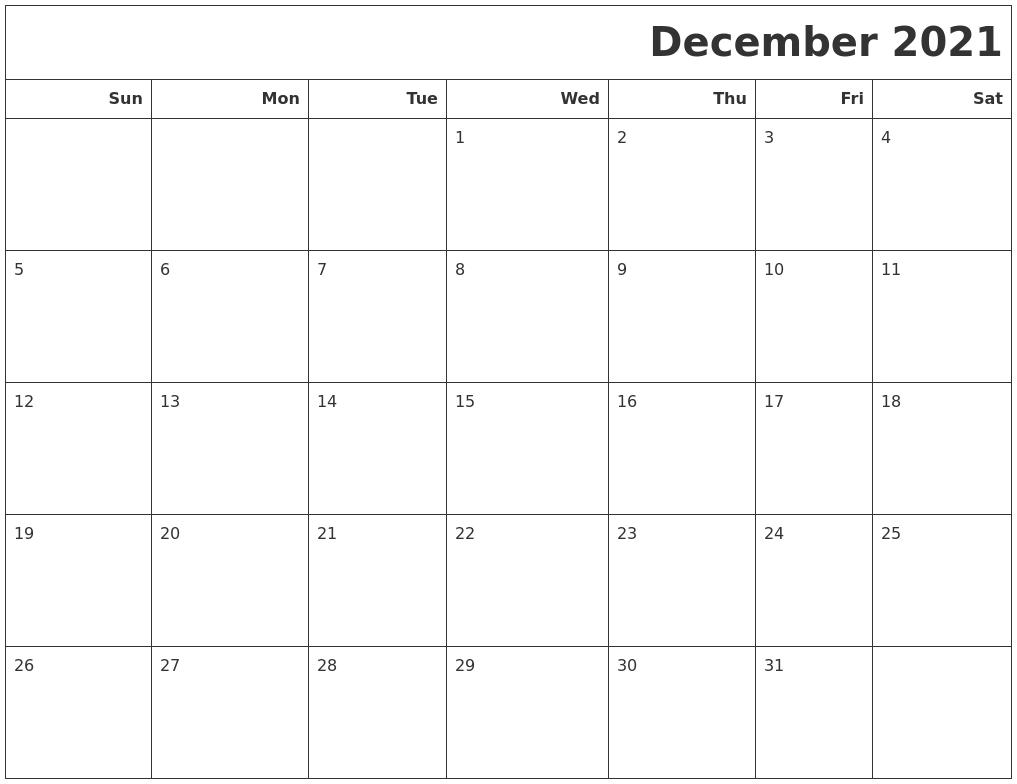 November 2021 Download Calendar