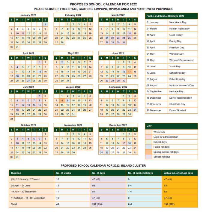 """Updated School Calendar Shows A Slow Return To """"Normal"""" In"""